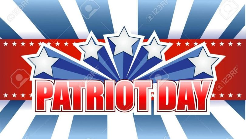 Patriot Day Wishes Images With Star