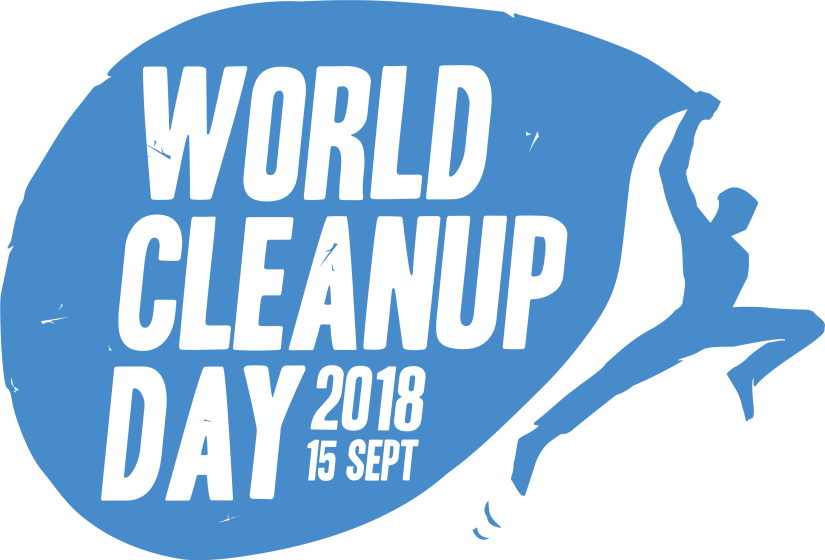 World Cleanup Day 2018 15 sept