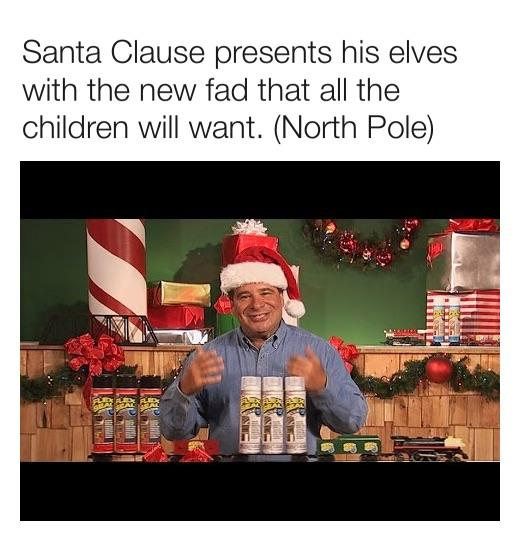 christmas dank memes santa clause presents his elves with the