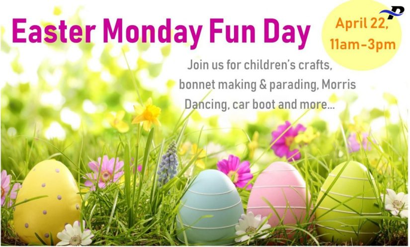 Easter Monday Fun Day Join Us For Children