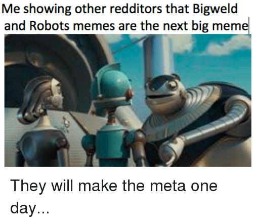 Latest Robots Memes