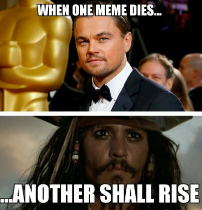 When One Meme Dies....... Another Shall Rise JOhnny