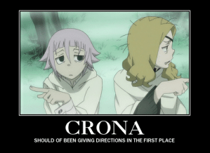 crona meme crona should of been giving