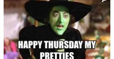 Thursday Memes For Work my pretties