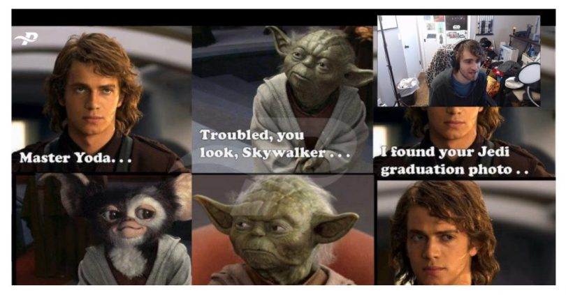 star wars memes yoda master yoda.. troubled, you, look skywalker.. i found your jedi graduation photo..