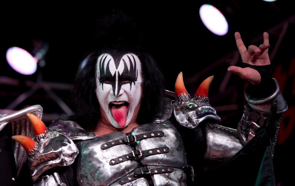 Pictures Of Gene Simmons Pictures Of Celebrities