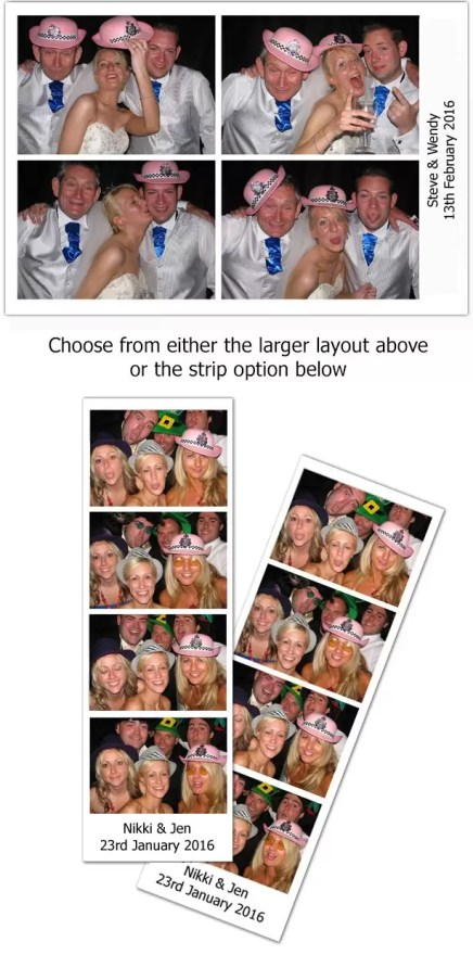 photo booth Manchester print