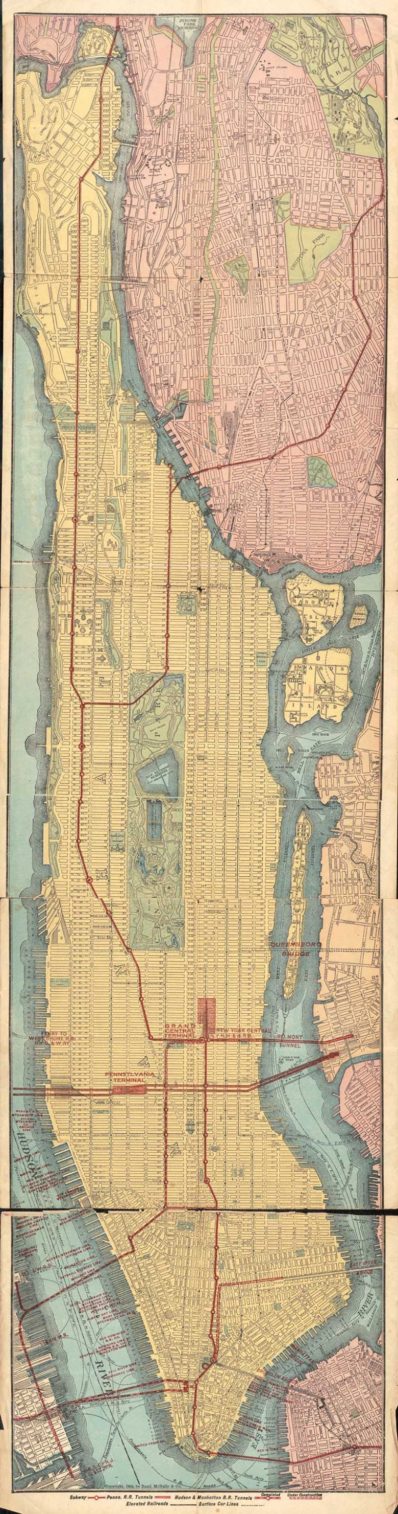 Rapid_transit_map_of_Manhattan_and_adjacent_districts_of_New_York_City