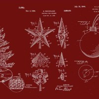 Free Patents For Christmas Inventions Of Tree Ornaments
