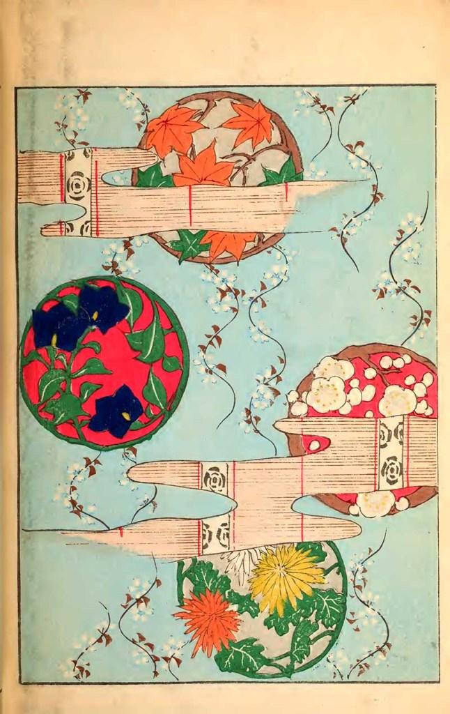 Shin-bijutsukai vintage art print