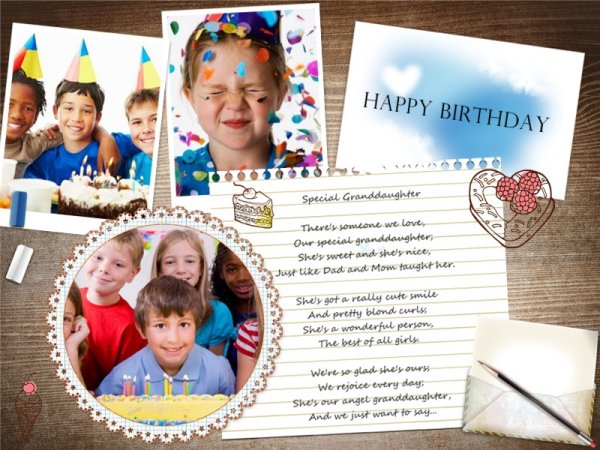 Birthday Collage Maker Make Happy Birthday Photo Collage From Hundreds Of Templates