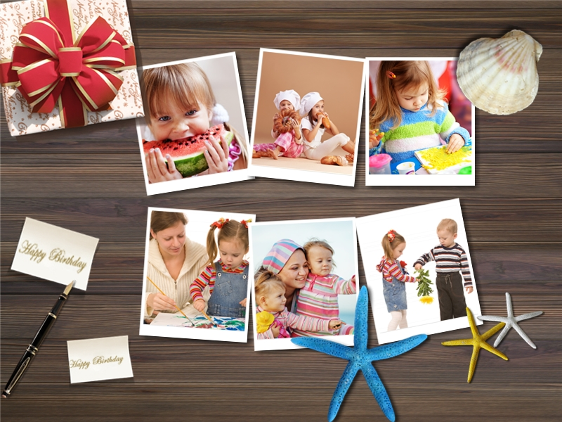 Birthday Photo Collage Frames Online   Galleryimage.co