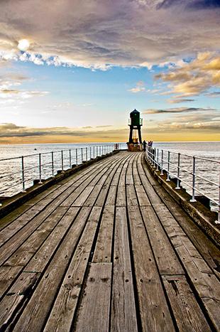 composition pier