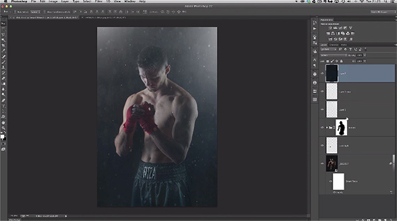lighting exposure photoshop