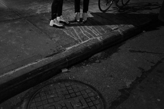 matching jordan shoes street photography