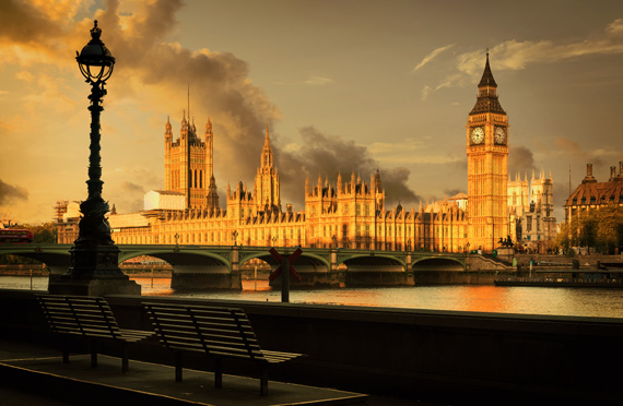 London architectural photography