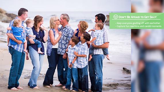 Family portrait photos