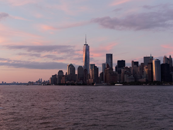 how to photograph a cityscape