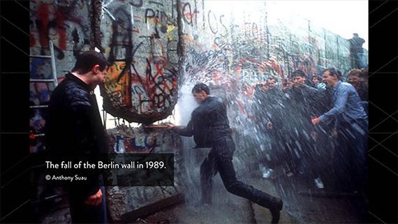 fall of the berlin wall
