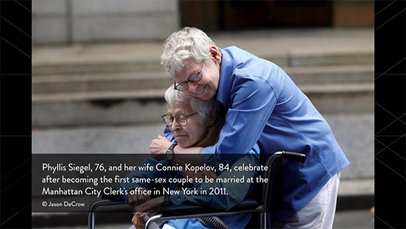 first gay couple married in nyc
