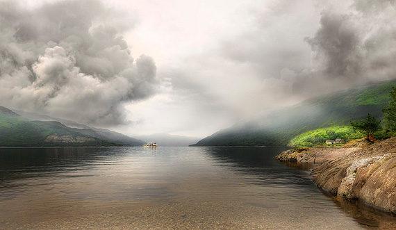 take amazing landscape photos