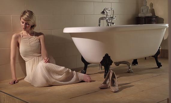 damien, lovegrove, portrait, beauty, photography, bathtub, bathroom
