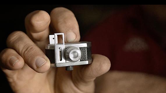 novelty miniature camera