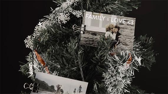 DIY tree decorations