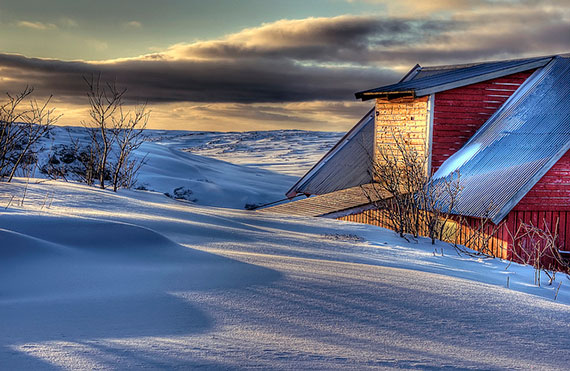 how to take great winter photos