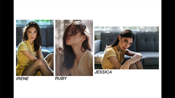 three photographers three different results