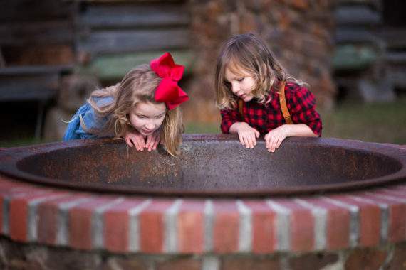 candid children's photography