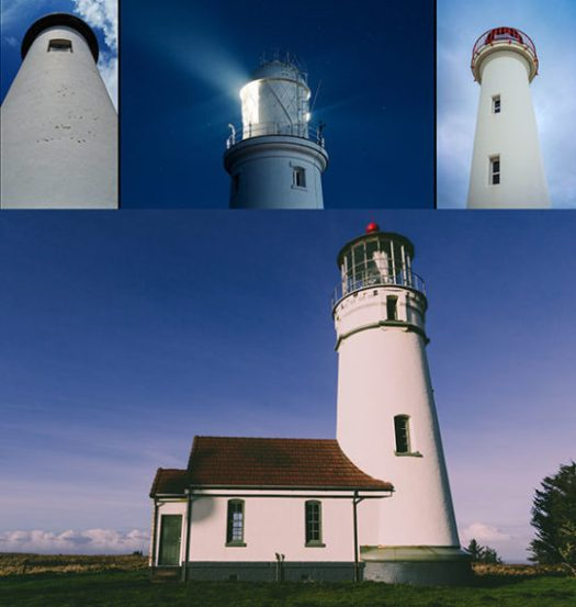 examples of bottom-up lighthouse POV