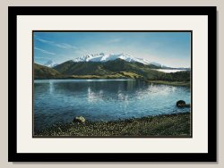Glendhu Bay Ltd Edition Framed Print by Grant McSherry