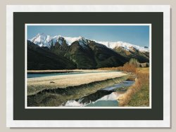 The Matukituki Ltd Edition Framed Print by Grant McSherry