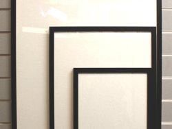 Poster Readymade Frame Black