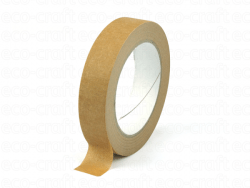 24mm Framers Tape Brown