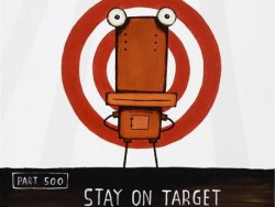 Stay On Target by Tony Cribb