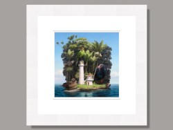 The Ark by Barry Ross Smith Framed Print