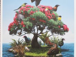 The Garden Print by Barry Ross Smith
