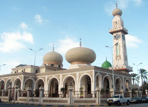 the Friday Market mosque