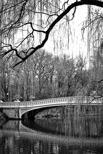 Bow Bridge, Central Park, New York
