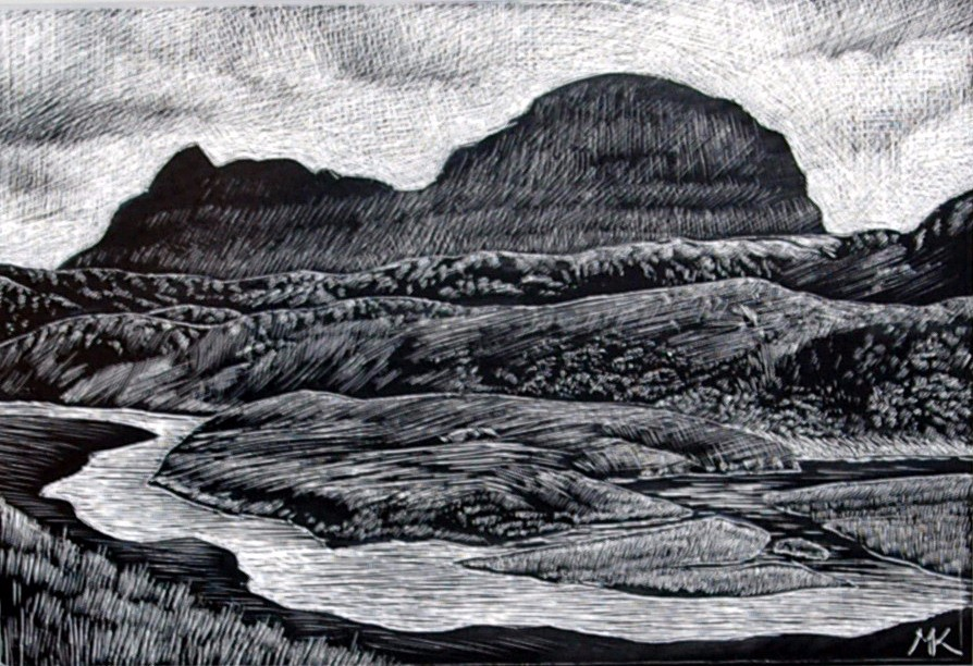 Suilven from Suileag
