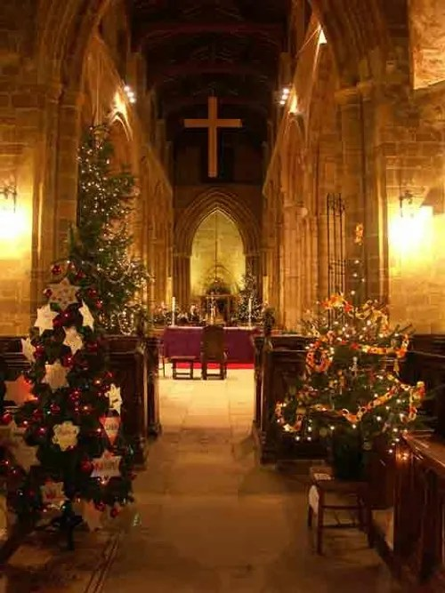 The Christmas Tree Festival Holy Trinity Church