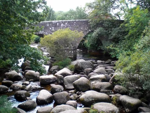 Dartmeet, Devon