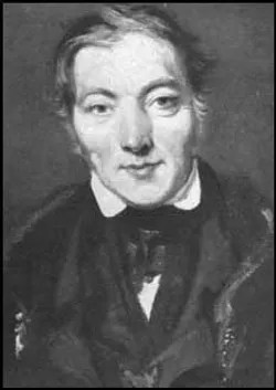 A picture of Robert Owen
