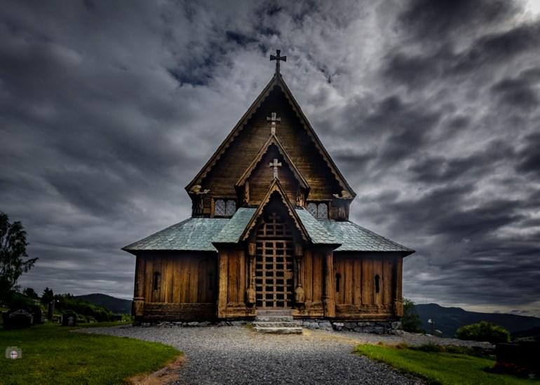 Reinli Stabkirche
