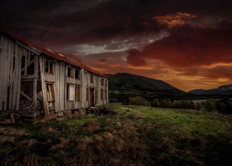 Ein altes Haus #1