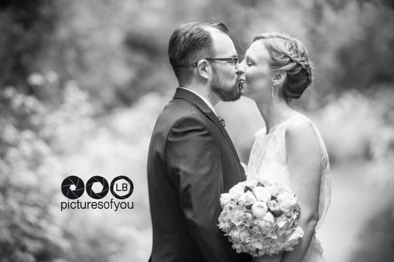Photo couple mariage Ingrid Michel