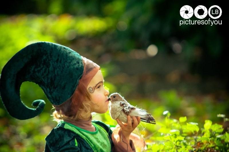 photos portrait enfant - Marylouo - Photographe : Laurent Bossaert