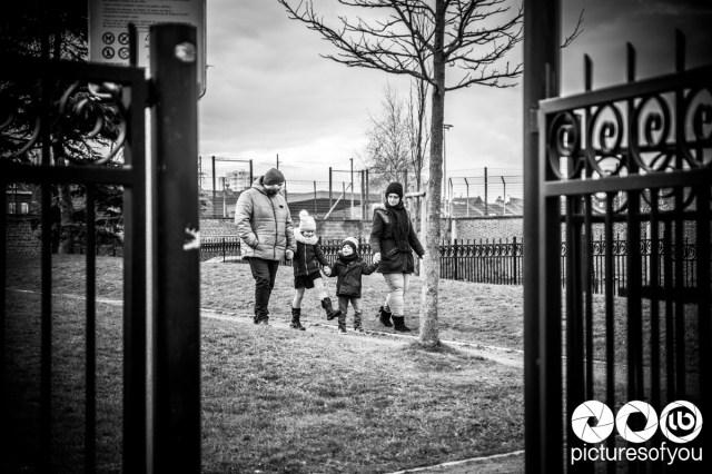 Photo famille réalisée par le photographe Laurent Bossaert - Pictures of You